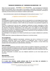 Recrutement Cadic Services