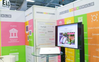 Cadic Services au salon Documation